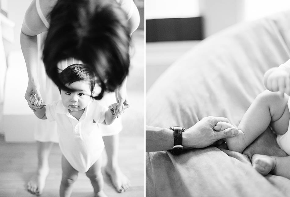 Family lifestyle photography session with the Teleron-Khorshad family