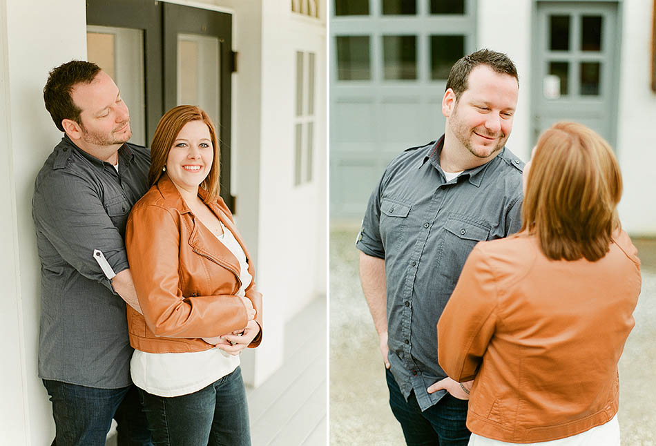 Family photography session in Cleveland with Grant and Monica.