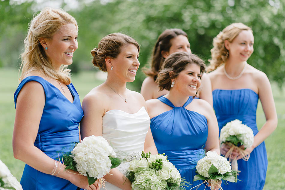 Westwood Country Club wedding with Lauren and James