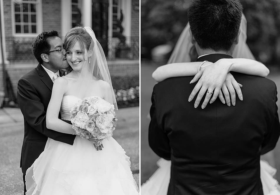 A Clifton Club wedding in Lakewood with Rachel and Eric