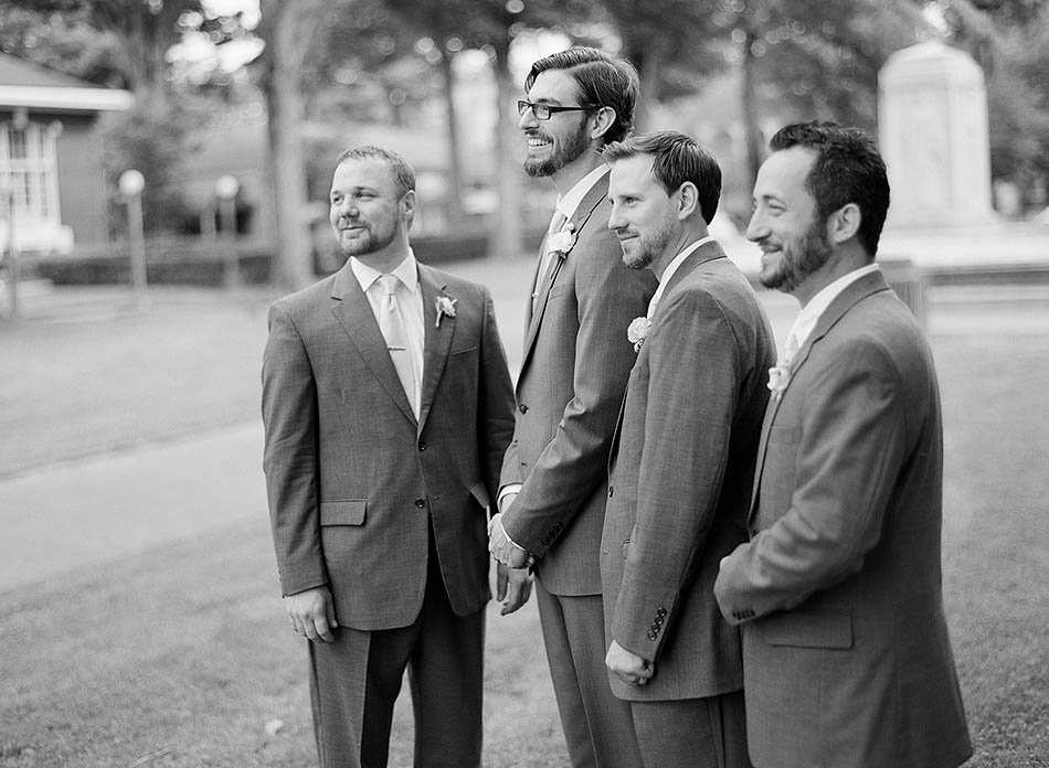 A Chautauqua Institution wedding in New York with Meghan and Aaron