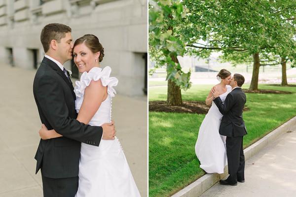 Sheila & Beau - A Renaissance Hotel Wedding in Cleveland