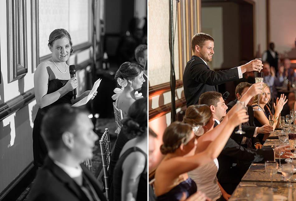 A Cleveland Renaissance Hotel wedding with Sheila and Beau