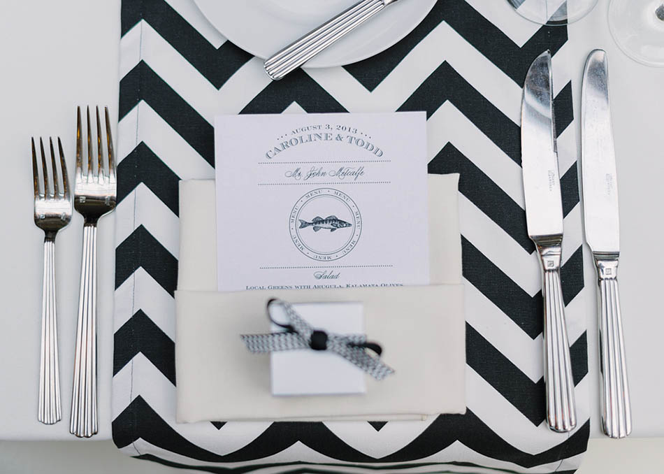 zig zag place runner chevron table runner