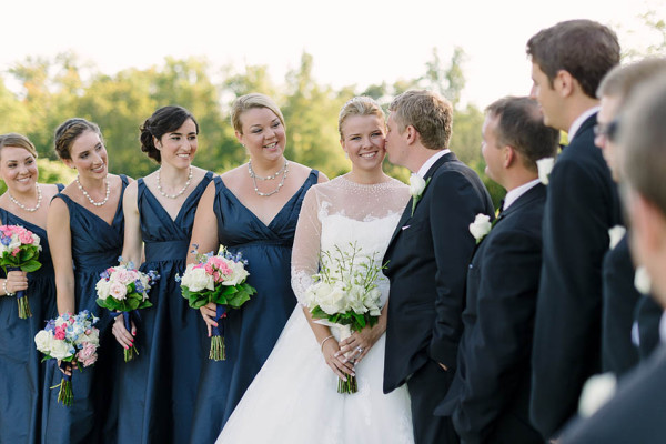 The Country Club Pepper Pike Wedding Published