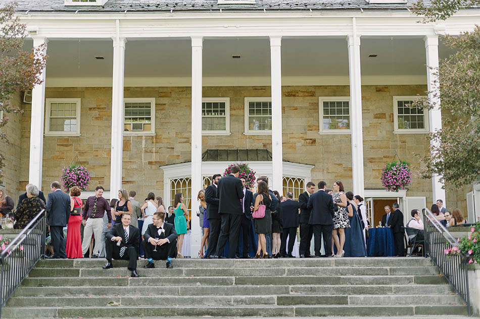 A Country Club Pepper Pike wedding by Cleveland wedding photographer Hunter Photographic published on Style Me Pretty