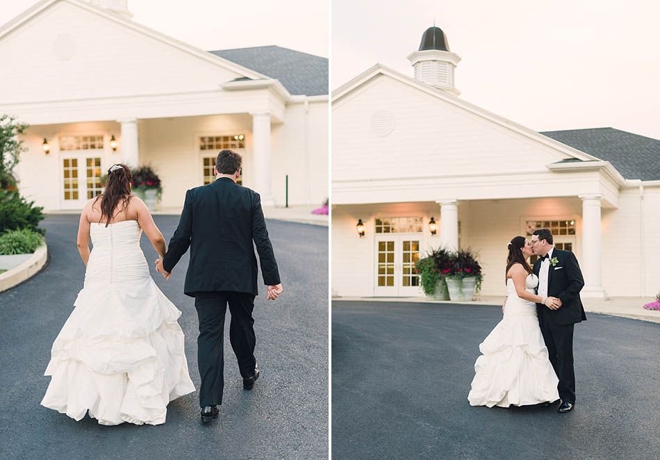 A Rocky River wedding at Westwood Country Club with Katie and Tim.