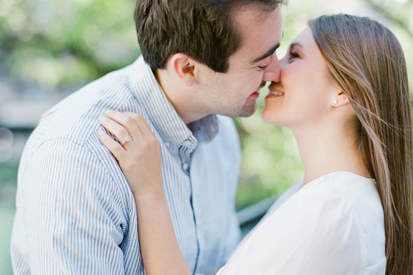 Annie & Kevin - A Downtown Chicago Engagement Session