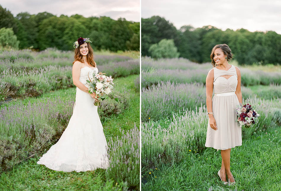 Lavender and Sage editorial elopement shoot