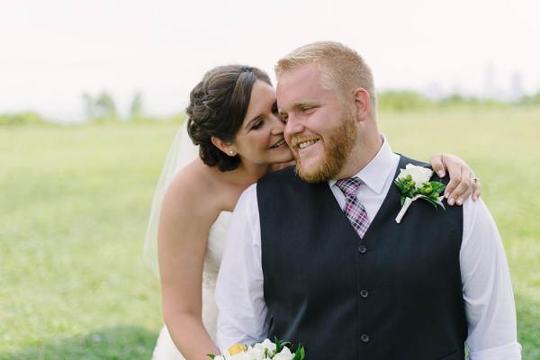 Torri & Lucas - A Wedding at St. Clarence