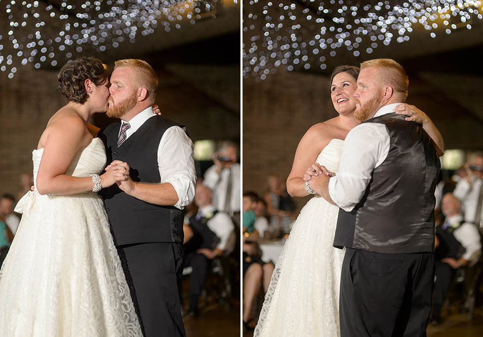 A summer wedding at St. Clarence Pavillion with Torry and Lucas