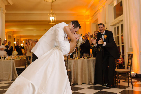 A Chicago History Museum Wedding - Kristin & Max