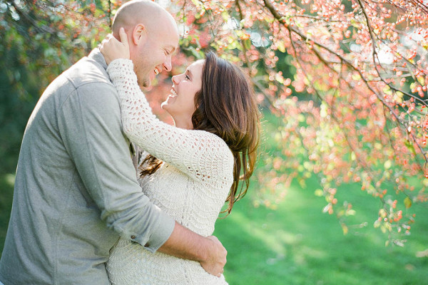 Tesse & Ryan - A Cleveland Maternity Session for a Growing Family
