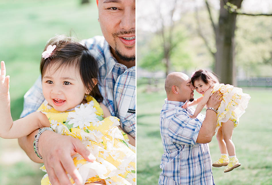 Spring Family Photos for the Teleron-Khorshad Family in Charleston, West Virginia.