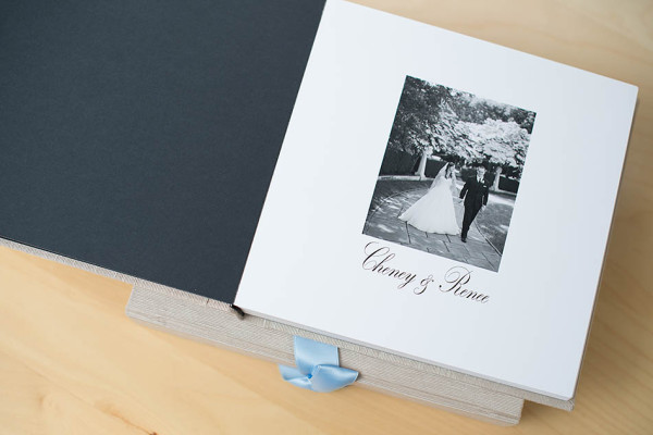 Simply Beautiful Parents Wedding Album for Renee & Cheney