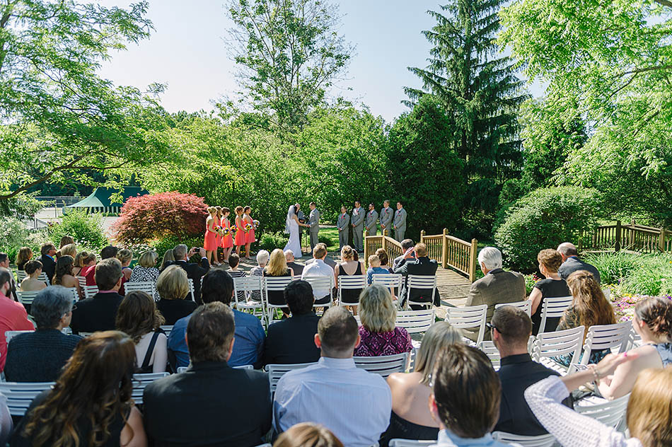 A Chagrin Valley Athletic Club wedding with Diane & Joe