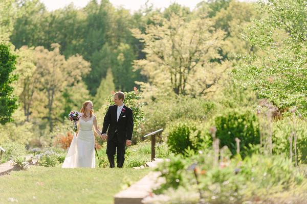 A Holden Arboretum Wedding - Julie & Colin