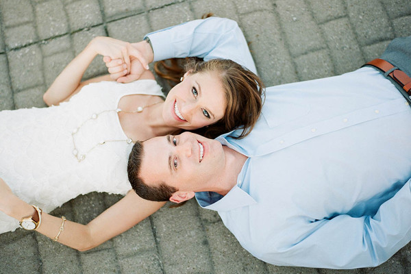 Jacklyn & Adam - A Summer Engagement in Bay Village