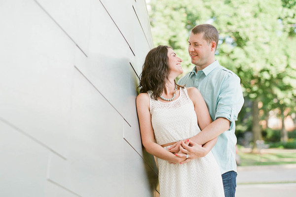 Brittany & Phil - A Well-Documented Love Affair