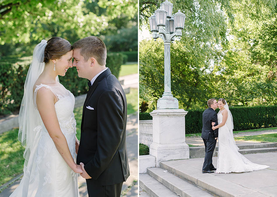 A summer wedding at Windows on the River with Lisa and Daniel.