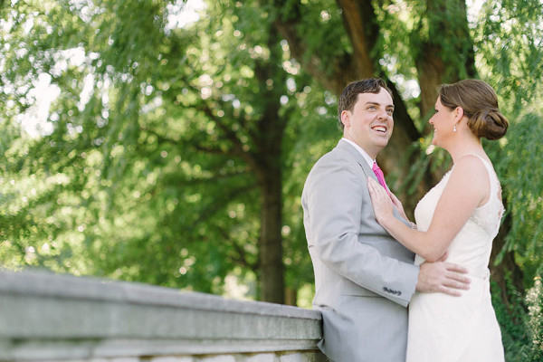 Cleveland Botanical Gardens Wedding - Lauren & John