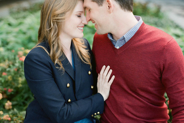 Cleveland Engagement Photography - Katie & Jeff