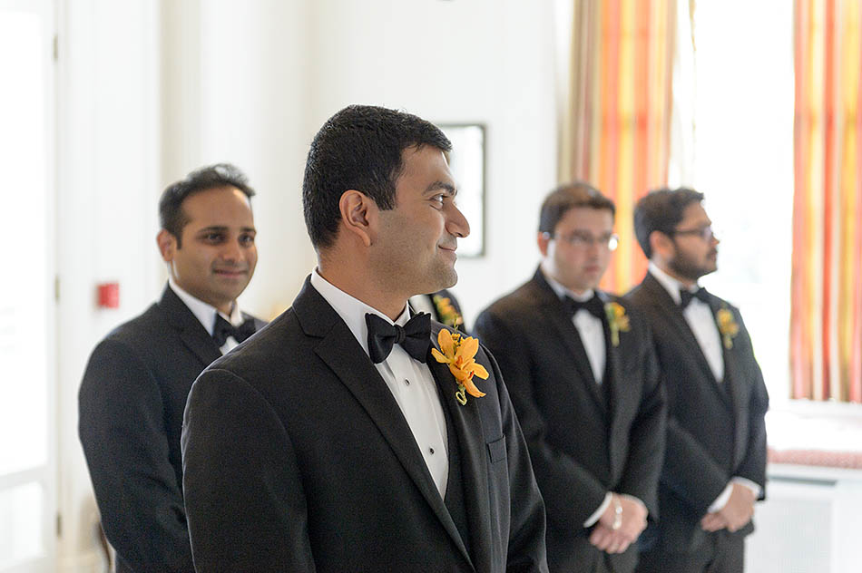 A Country Club Pepper Pike wedding with Grace and Rahul
