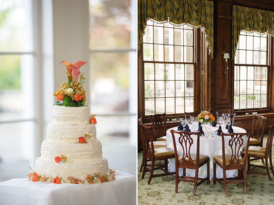 Wedding at the Country Club Pepper Pike by Cleveland wedding photographer Hunter Photographic