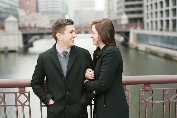 Chicago Engagement Session - Katie & Brian