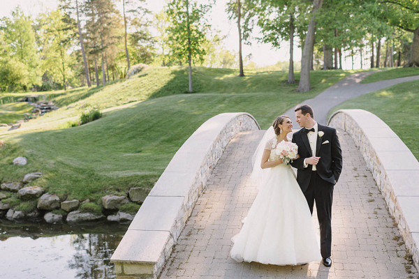 Cleveland Wedding Photography at Westwood Country Club - Jacklyn & Adam