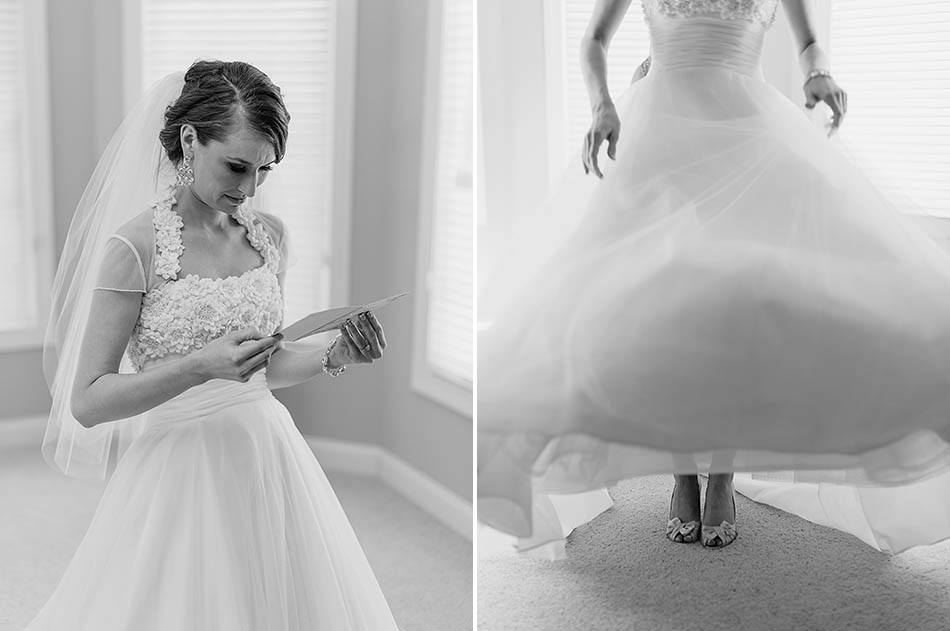 Cleveland wedding photography at Westwood Country Club