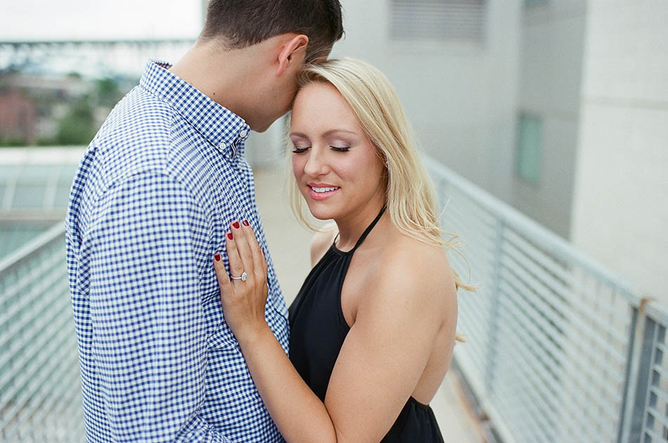 Huntington Beach engagement session with Sami and John.