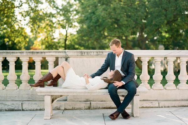 Cleveland Engagement Photos