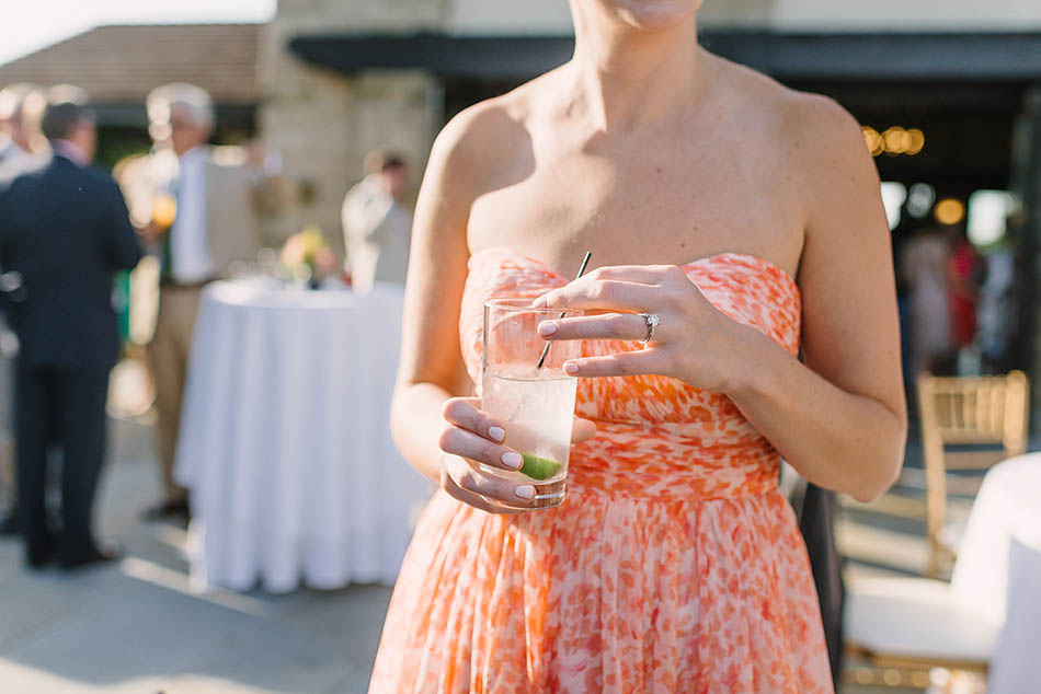 Kirtland Country Club wedding photography by Cleveland wedding photographer Hunter Photographic