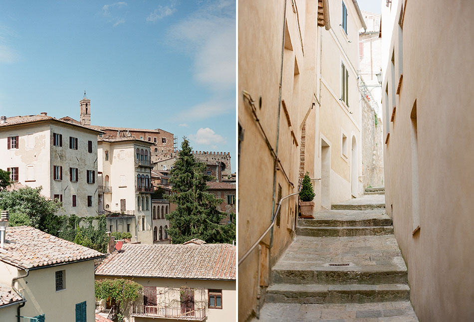 Europe travel photography from Tuscany, Italy captured in film