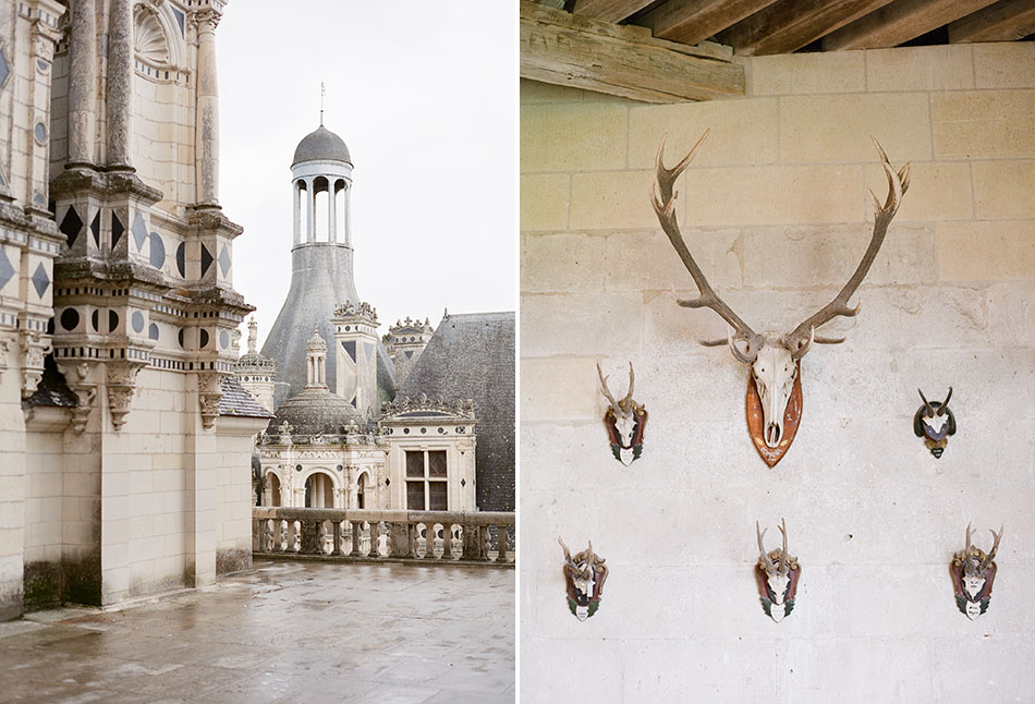 Europe travel photography from the Loire Valley, France captured in film