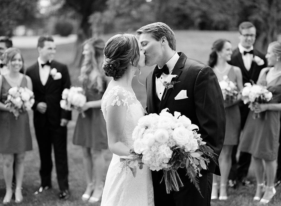 Westwood Country Club wedding photography with Michelle and Robert