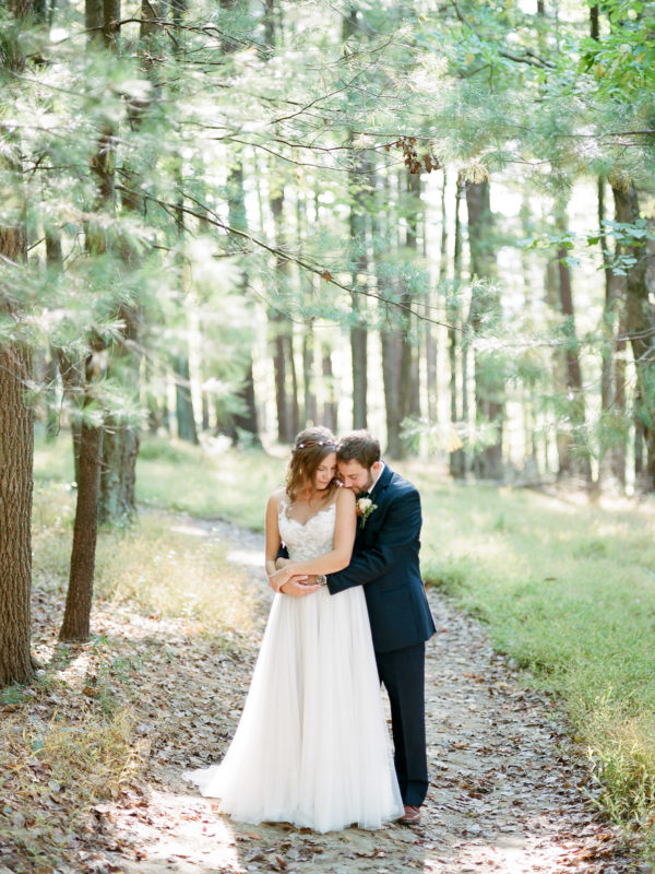 Columbus wedding photographer portfolio by Hunter Photographic, a film wedding photographer serving Columbus and Central Ohio.