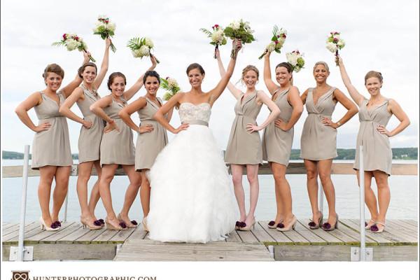Katie & Mischa - Victorian Wedding in Chautauqua, New York