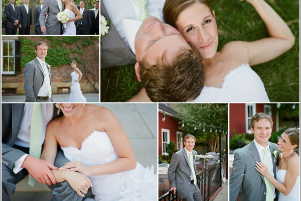 Molly & Zac - Wedding of Love, Family and Seersucker