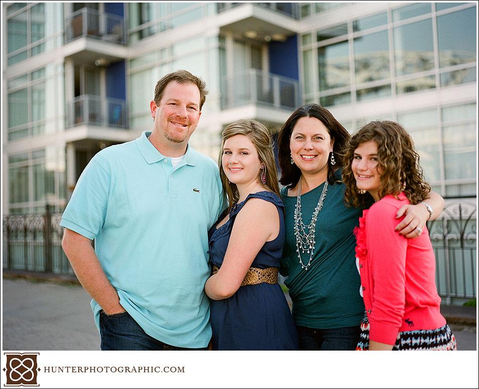Dillard Family Lifestyle Portraits
