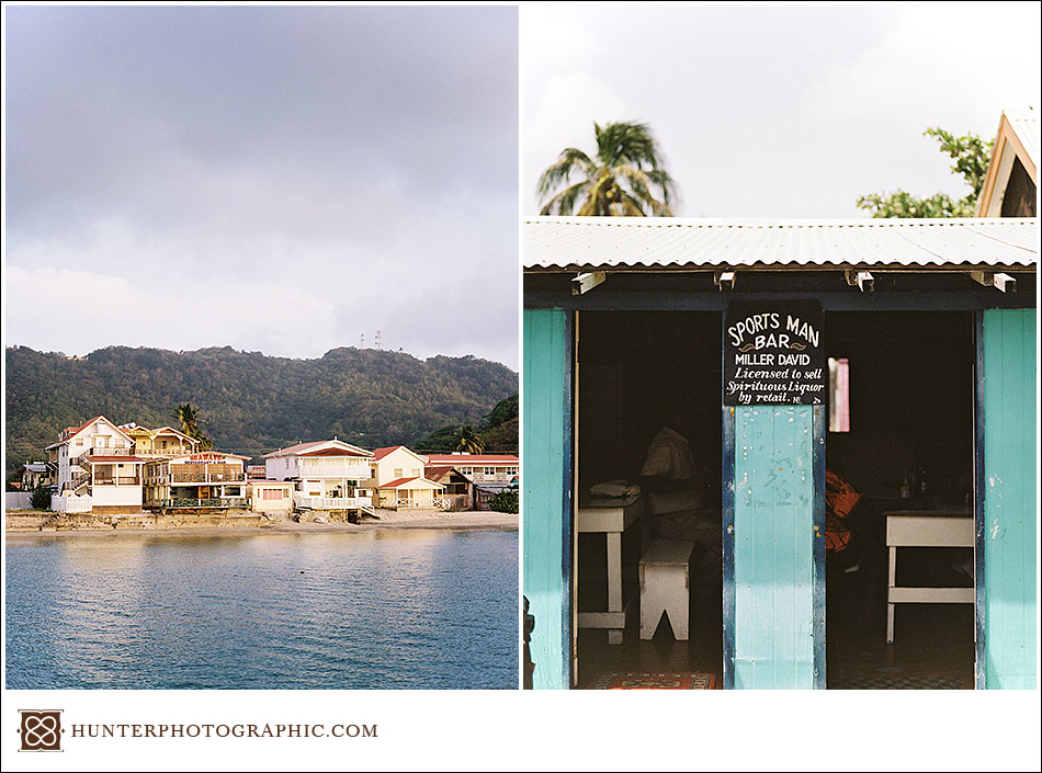 Sailing Grenada on Film