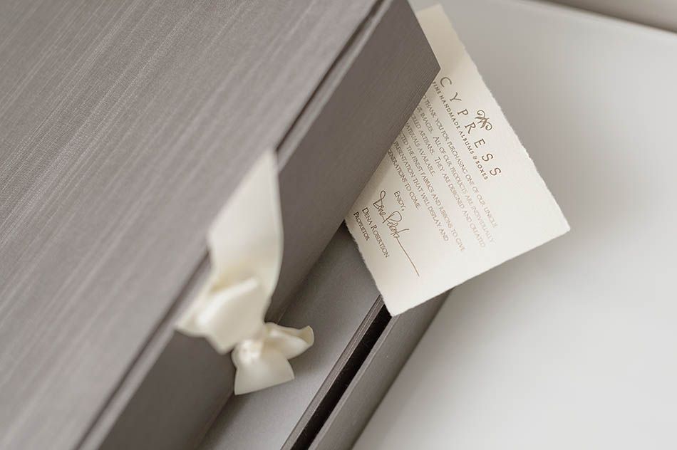 The Heirloom wedding album from Hunter Photographic