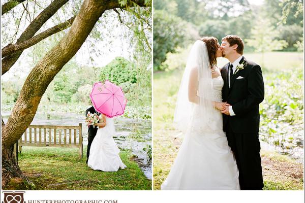 Holly & Brian - Kirtland Wedding at Holden Arboretum