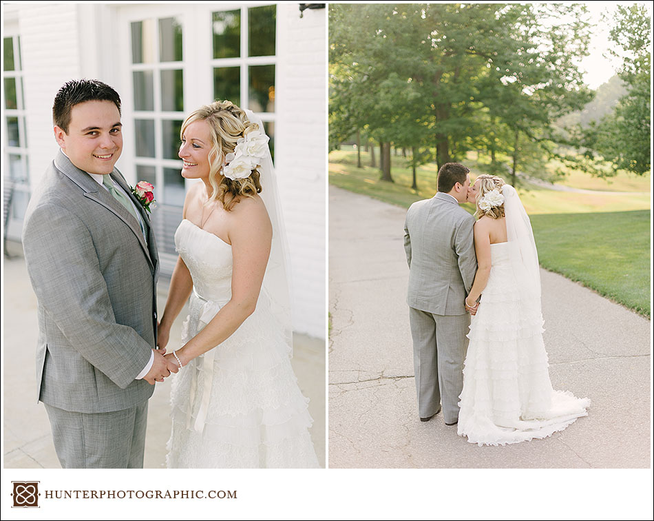 Jessica And Bobby S Evening Wedding At Manakiki Golf Club In Willoughby Hills