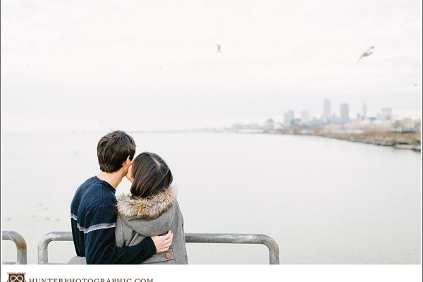 Makiko & Dylan - Engagement South of Cleveland