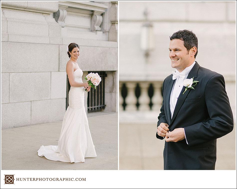 Stephanie & Ben - Wedding in Rocky River, Cinco de Mayo, the Derby ...