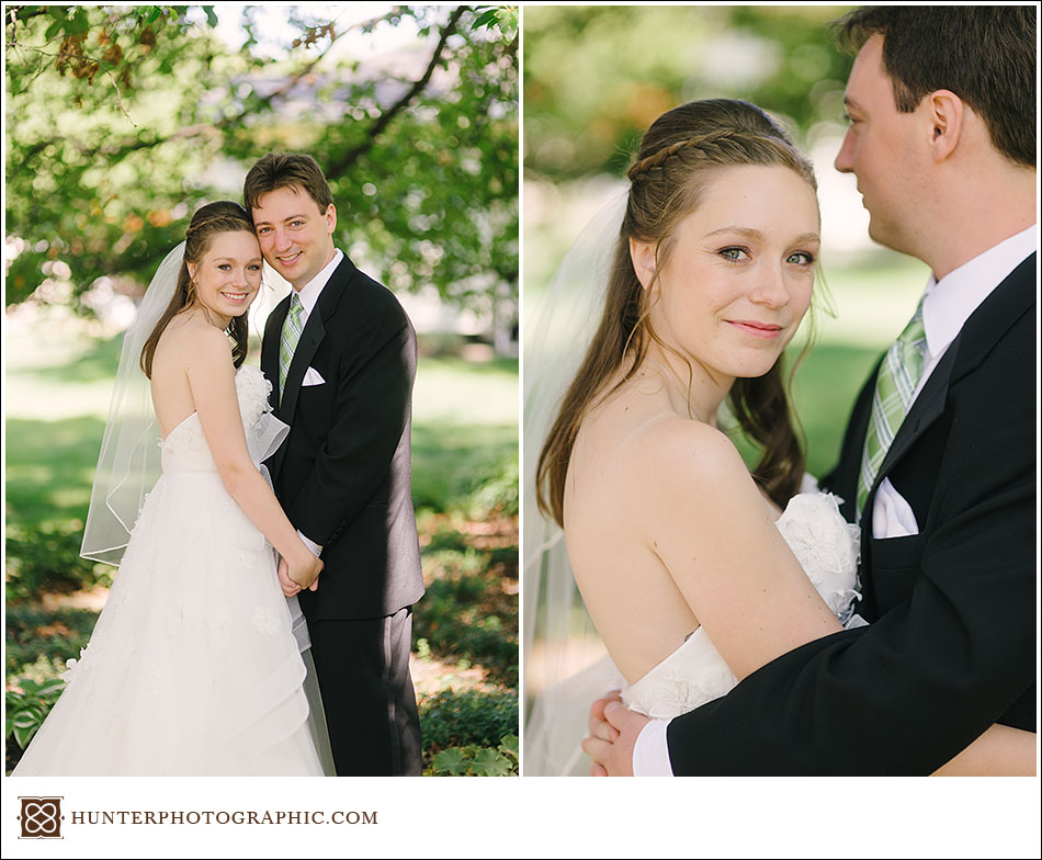 Gorgeous Pine Ridge wedding with Kelsey and Zak